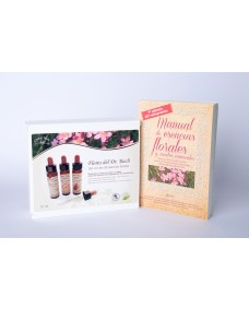 . Flores de Bach 10 ml. (Set + Manual)